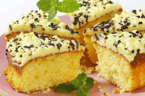 Gâteau tout citron