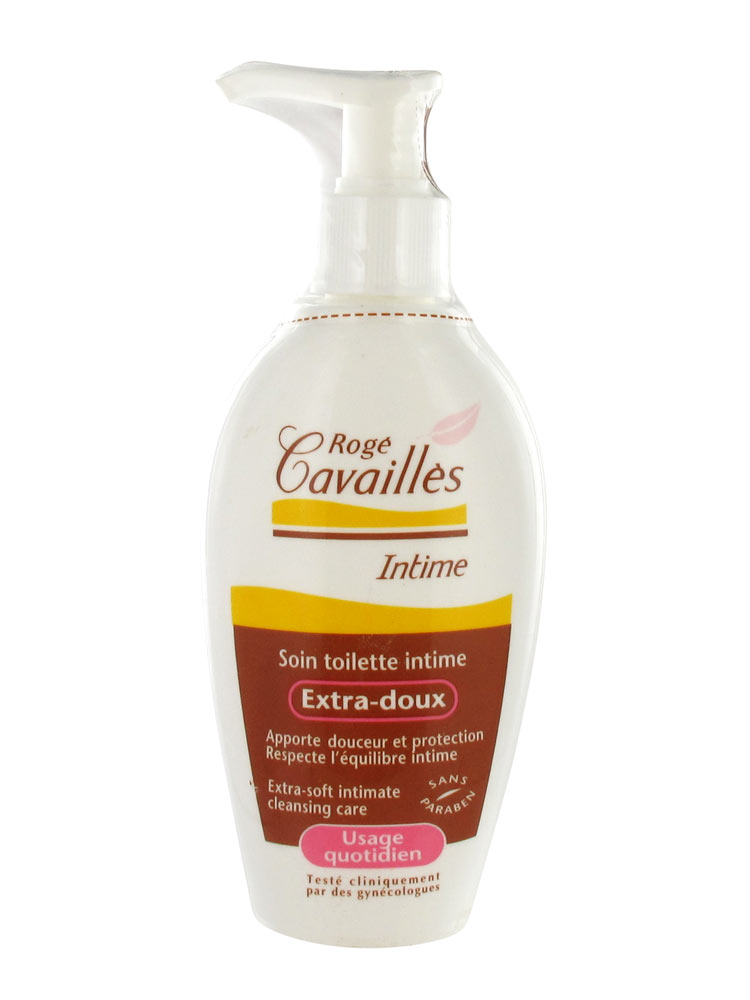 Soin toilette intime Extra-doux